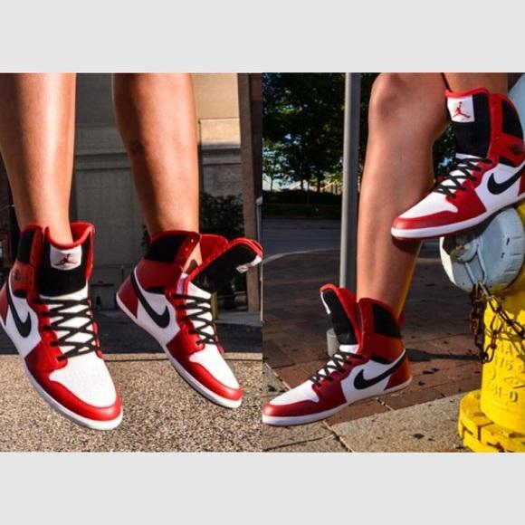 Air Jordan Skinny High Gs Chicago
